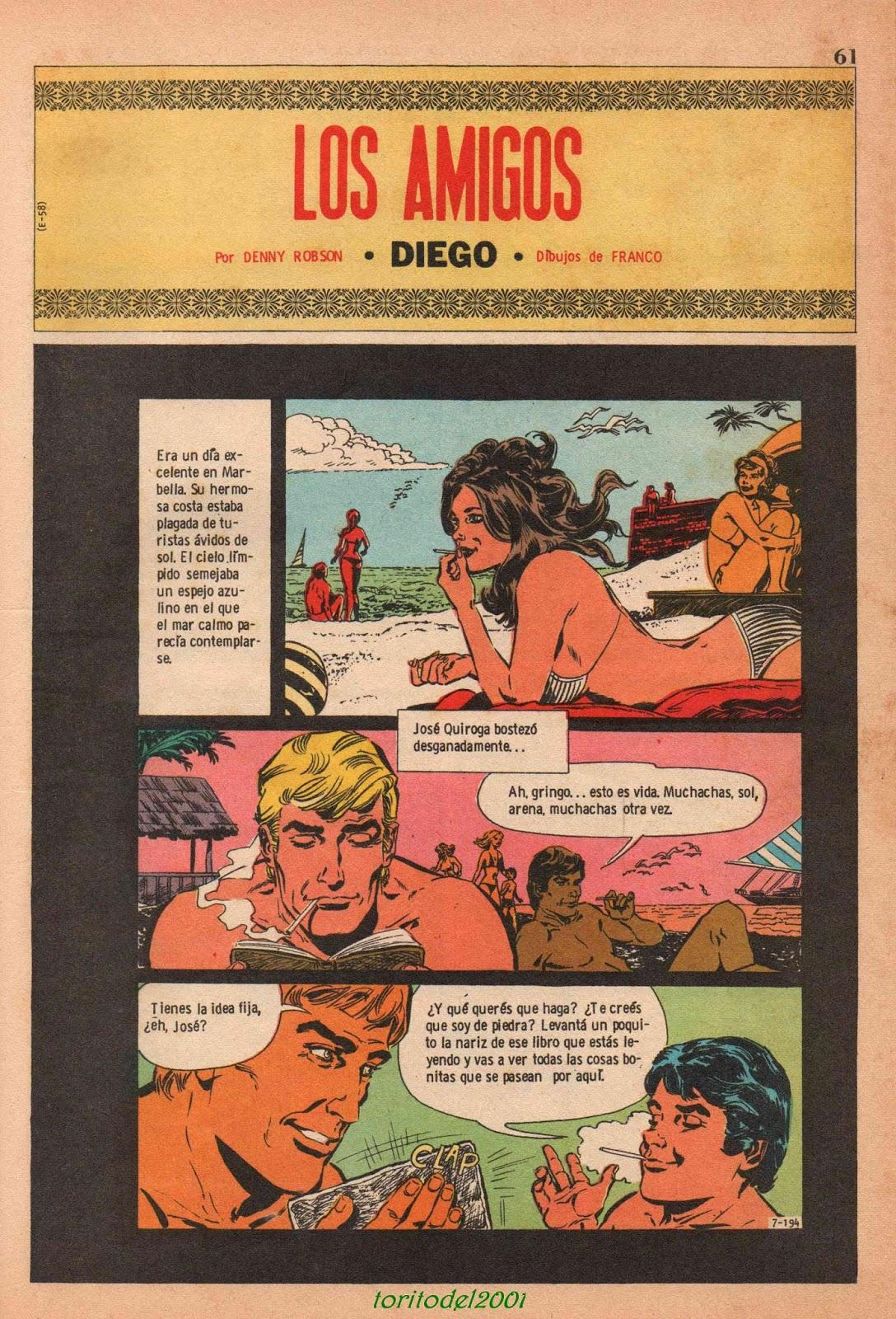 Columberos: Los Amigos - Episodio 58 - Diego