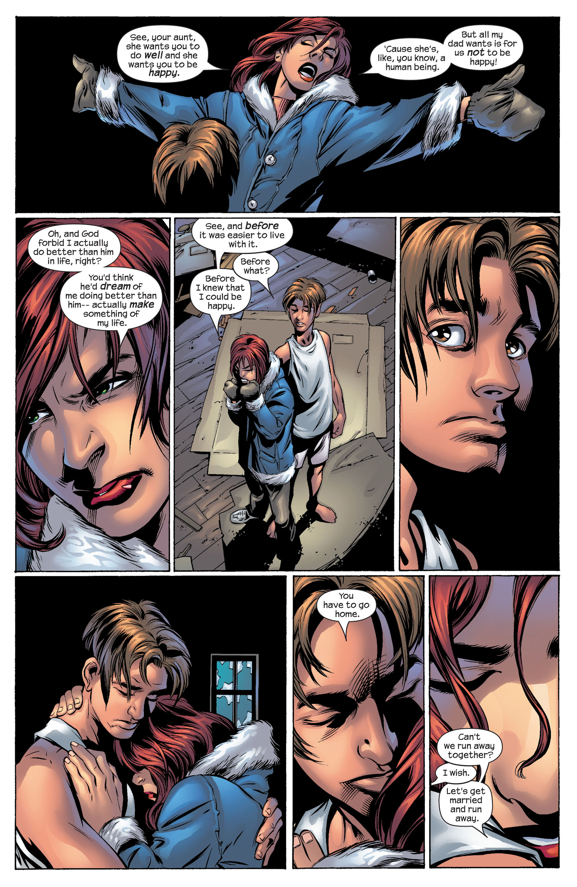 Read online Ultimate Spider-Man (2000) comic -  Issue #53 - 11