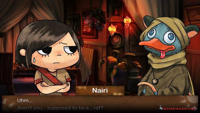NAIRI Tower of Shirin Gameplay Screenshot 1