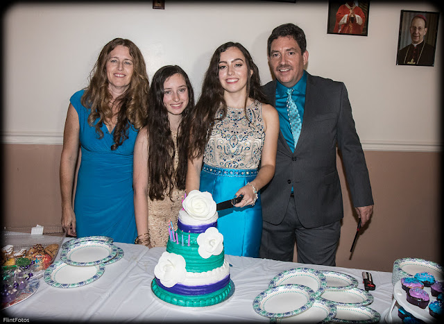 Meaghan's Sweet 16