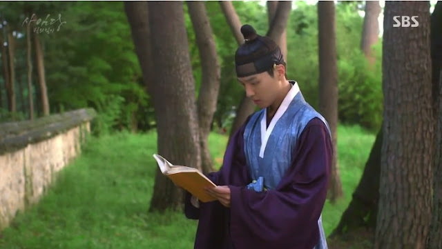 Saimdang Light's Diary