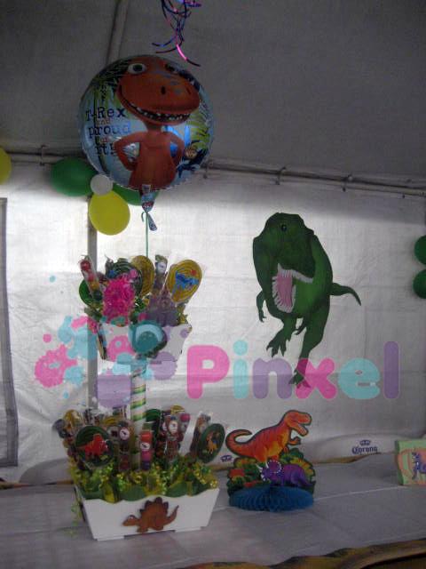 Pinxel Decoraci 243 N Souvenirs Centro De Mesa Dinosaurios