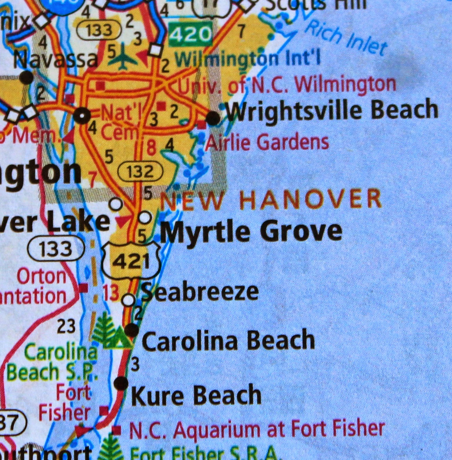 Nc Fort Fisher North Carolina Aquarium Kure Beach And Wrightsville