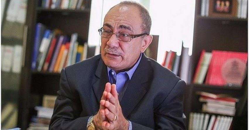 Congresistas cuestionan que Idel Vexler se exima de responsabilidades administrativas y legales en el MINEDU
