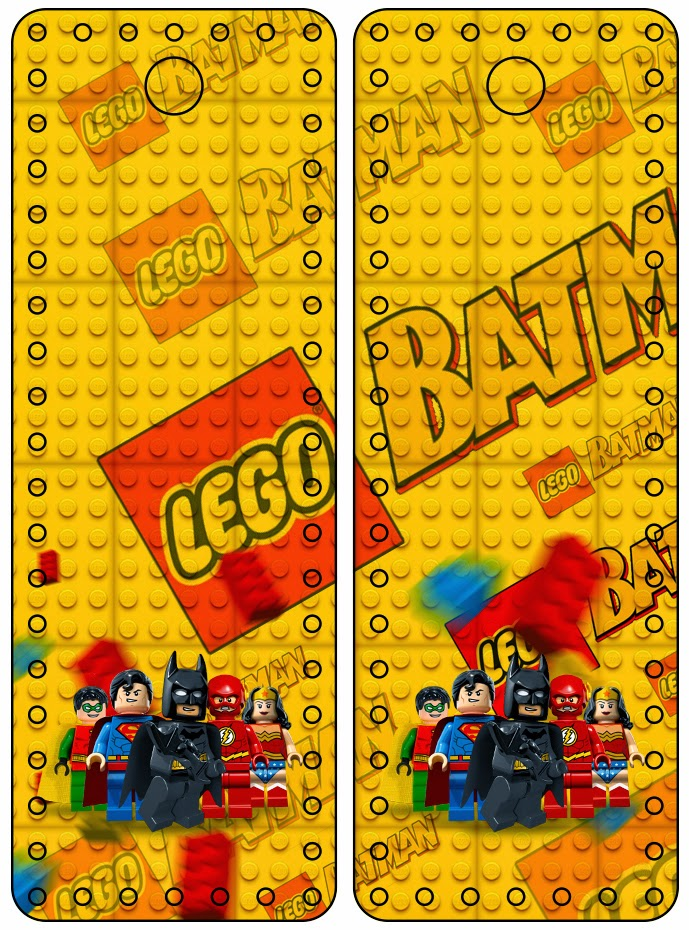 Lego Movie: Free Party Printables. - Oh My Fiesta! in english