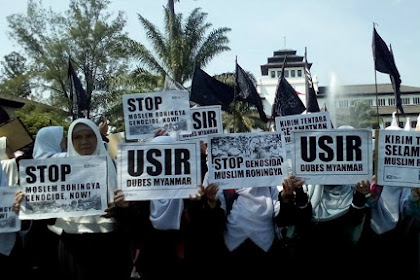 Forum Ulama dan Tokoh Jawa Barat: Jenderal Tito, Kirim Densus 88 Ke Rohingya!