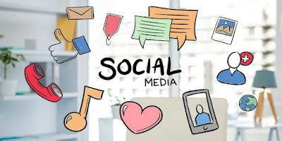 bagikan blog ke sosial media