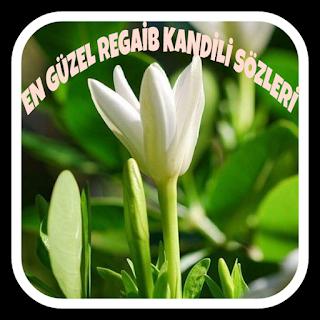 REGÂİB KANDİLİ SÖZLERİ