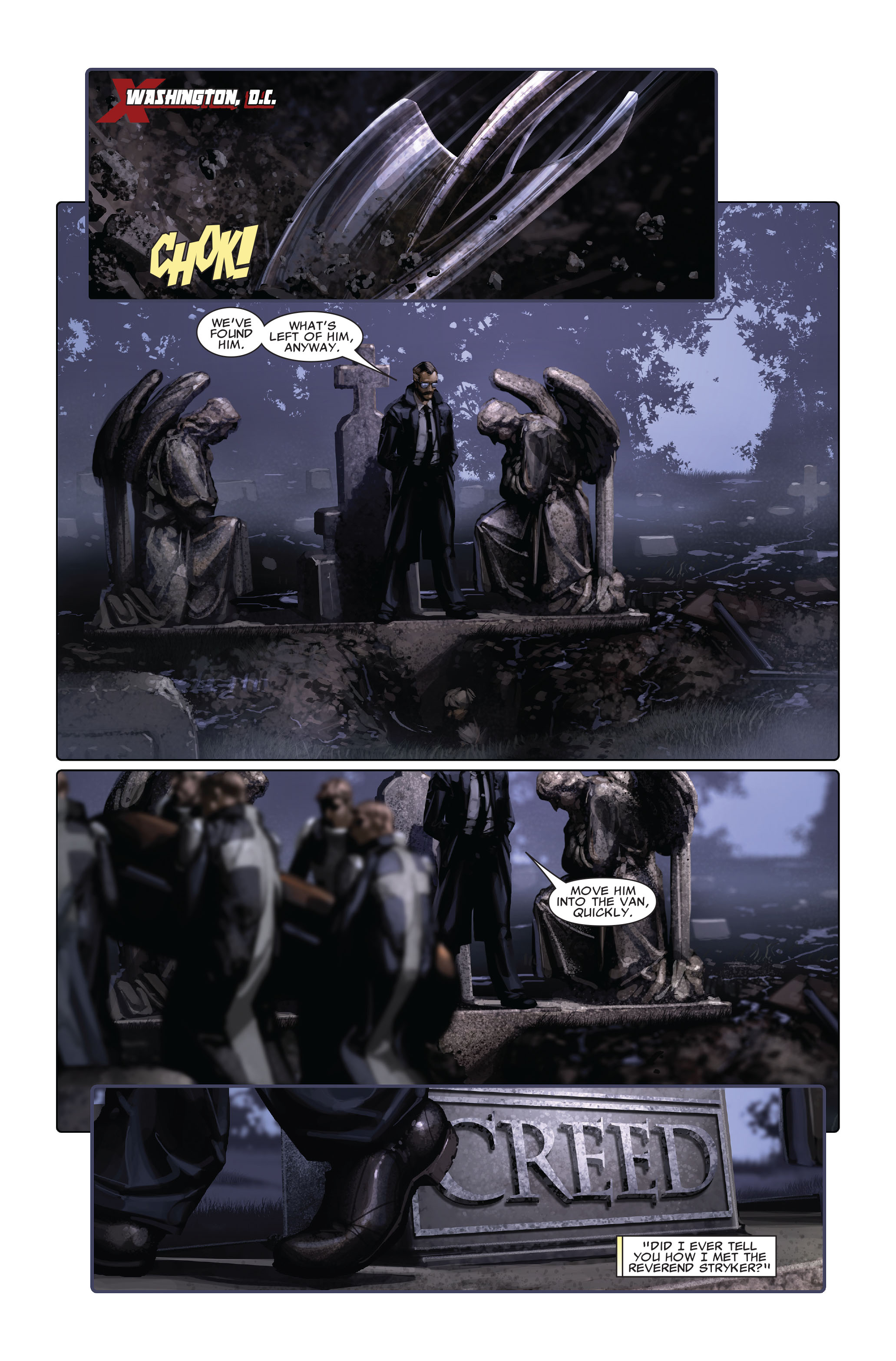 Read online X-Force (2008) comic -  Issue #3 - 6