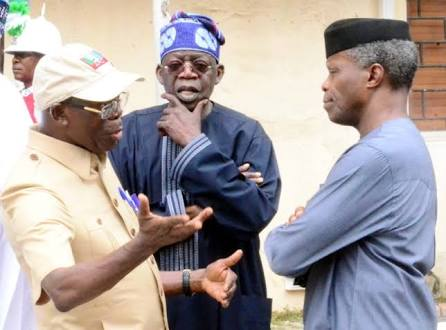 Why APC Governors Insisted Tinubu Can't Attend NEC Meeting