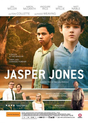 Jasper Jones 2017 DVD R1 NTSC Latino
