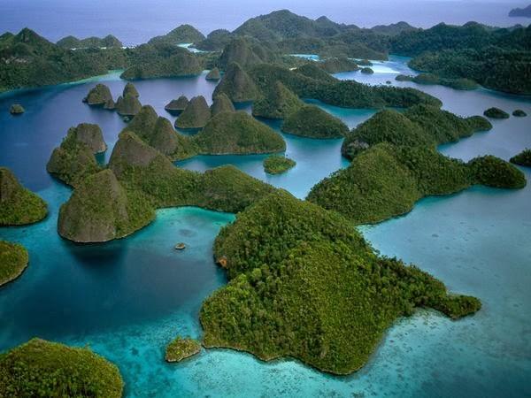 10 Fakta Pulau Misool di Raja Ampat Papua Barat yang Belum Anda Ketahui!