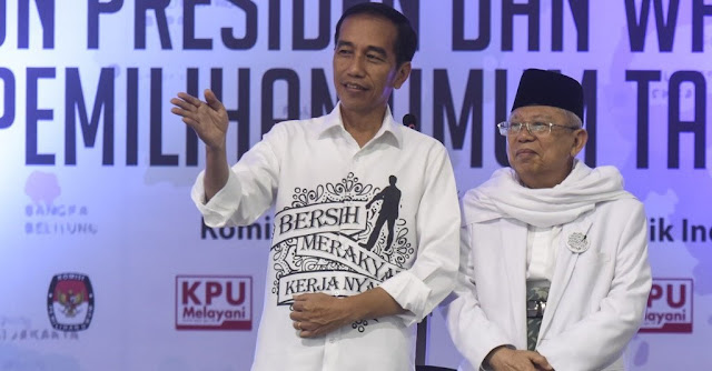 Bawaslu DKI Putuskan Videotron Jokowi-Maruf Langgar Aturan Kampanye