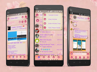 Droid Chat! Rose Theme v3.2.0.6 Apk New !