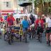Música e passeio de bicicleta movimentaram sábado de sol em Curitiba