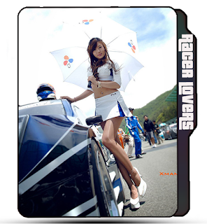 Preview of asian girl, cheerleader girl, offroad racing, cute girls icon