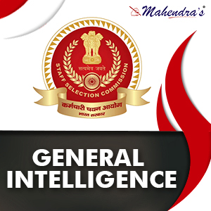 SSC CPO : General Intelligence Quiz | 11- 01- 19
