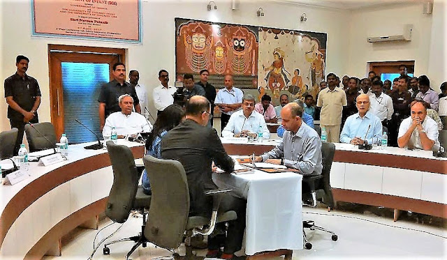 Government of Odisha and University of Chicago partner for research and pilot project implementations