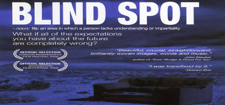 punto ciego documental bling spot Peak oil