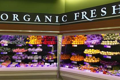 3 Alasan mengapa Anda harus membeli makanan organik