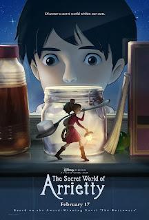 The Secret World of Arrietty (2010) อาริเอตี้ มหัศจรรย์ความลับคนตัวจิ๋ว