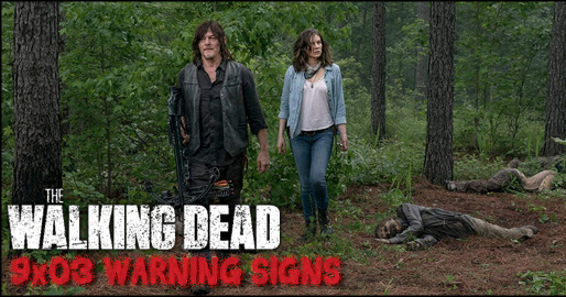 The Walking Dead (9x03) Warning Signs (Señales de aviso): The Boring Dead 3.0