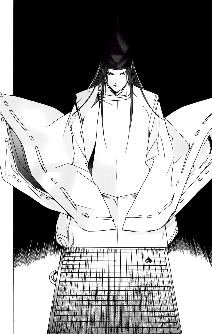 Hikaru No Go hikaru no go chap 111 trang 19
