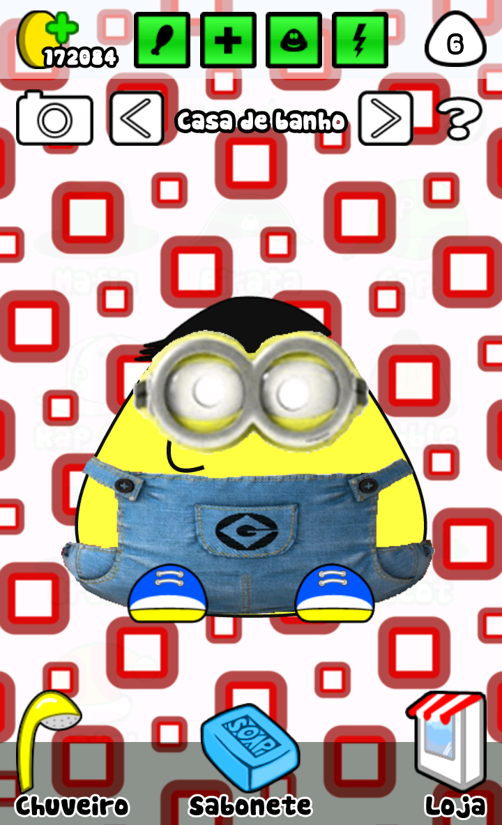 Pou unlimited money apk mod android game free download.