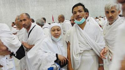 Ahli Waris Haji Gantikan Calon Jamaah Wafat