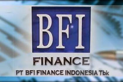 Lowongan Kerja Ujungbatu : PT. BFI Finance Indonesia Tbk April 2017