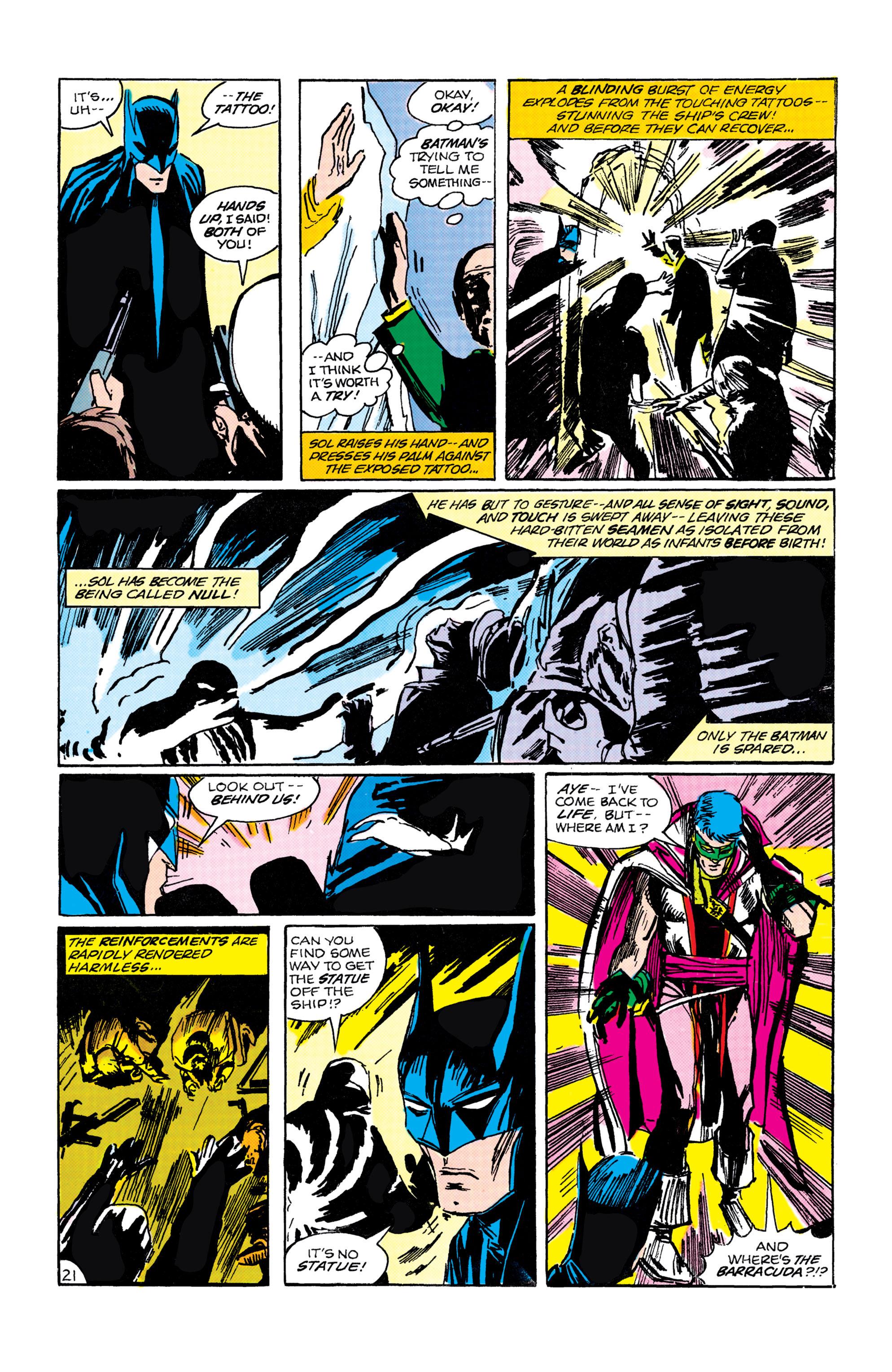 Read online World's Finest Comics comic -  Issue #305 - 22