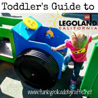 Funky Polkadot Legoland Toddler Guide