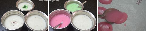 Rice Flour Vadam
