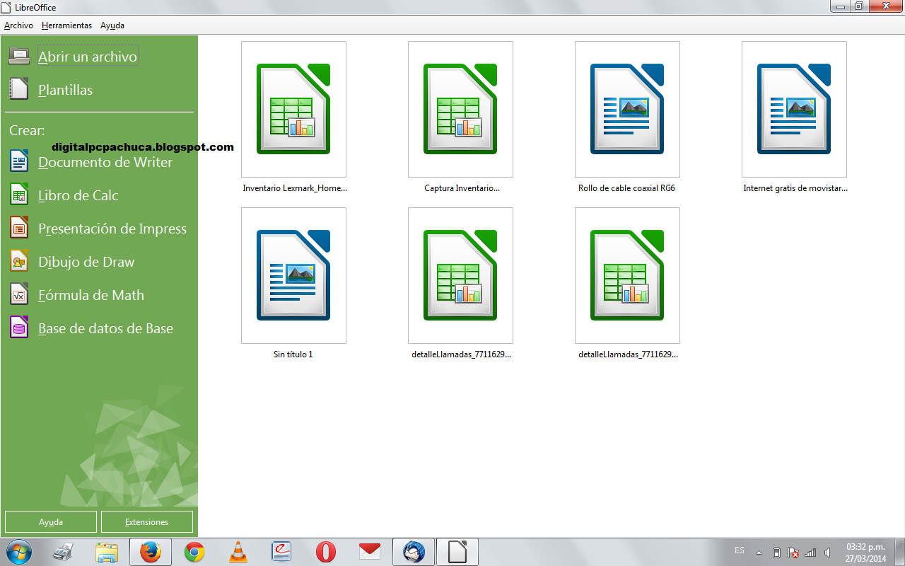 Descargar Software Libre Libreoffice 4 2 2 Disponible Para Su Descarga Para Windows