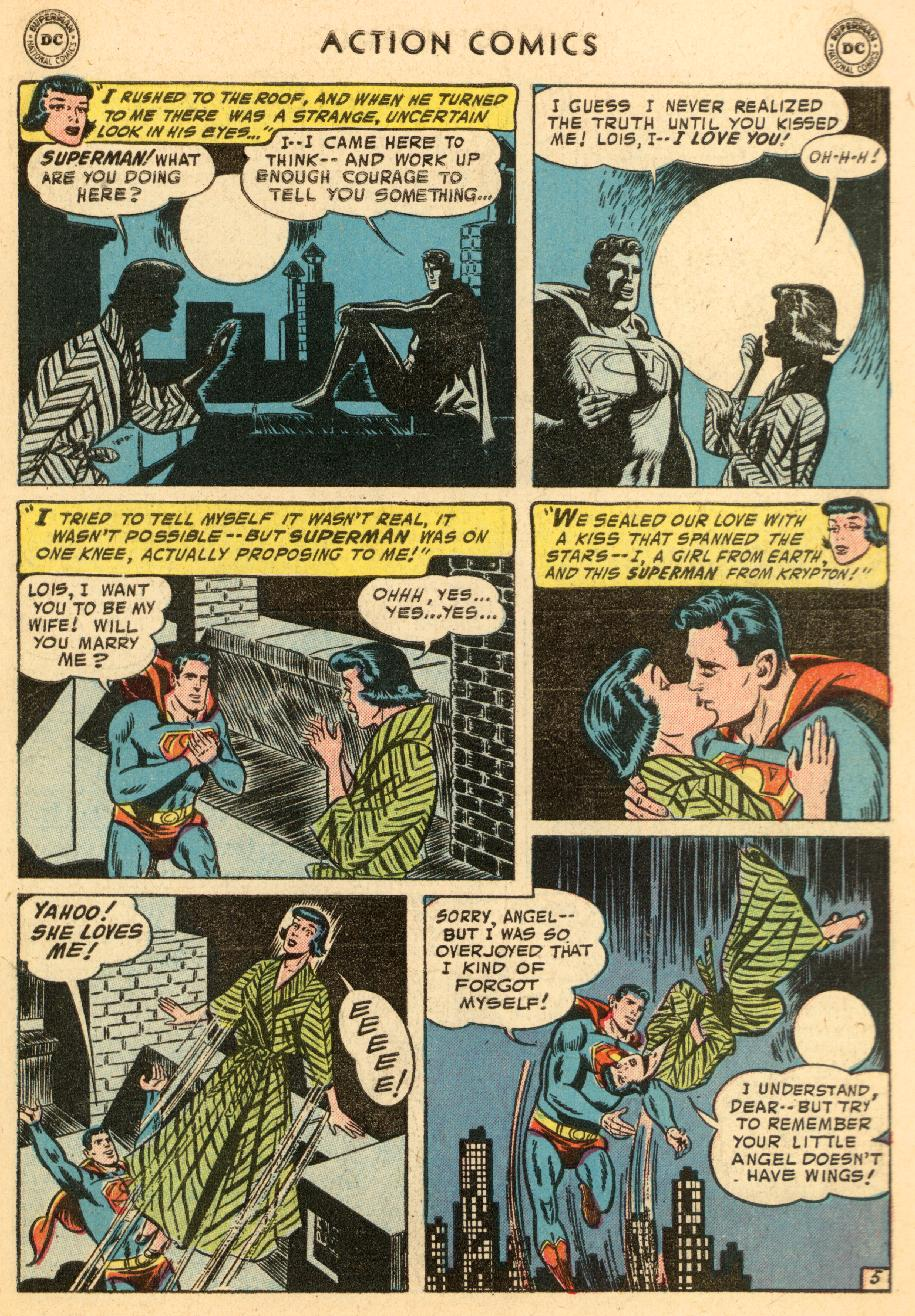 Action Comics (1938) 206 Page 6
