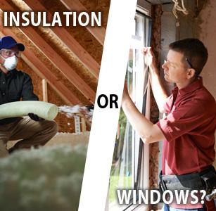 Insulation or Windows in Myrtle Beach, SC