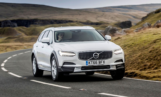 Rough smoothed: Volvo V90 Cross Country review