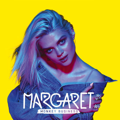 Margaret - Monkey Business - Album Download, Itunes Cover, Official Cover, Album CD Cover Art, Tracklist