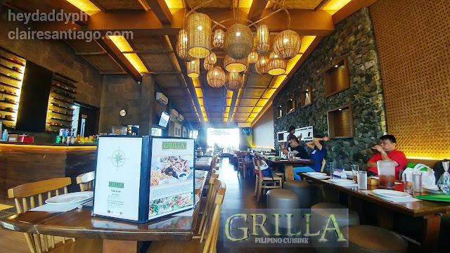 Savor the flavors of Grilla Filipino Cuisine