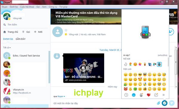 Tải Skype Tiếng Việt Cho Máy Tính (PC, Laptop) Win 7 8 8.1 10 XP Quá Dễ Dàng h