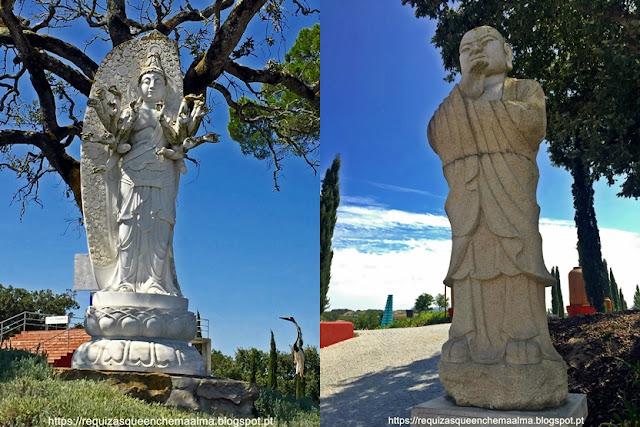 Estátuas Bacalhôa Buddha Eden