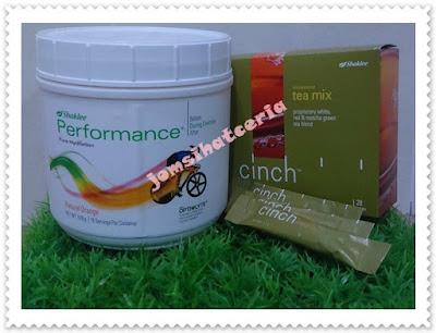 Cinch Tea Mix, Independent SHAKLEE Distributor, Info, Kongsi, Pengedar Shaklee Kuantan, Performance Drink, Produk SHAKLEE, Resepi,