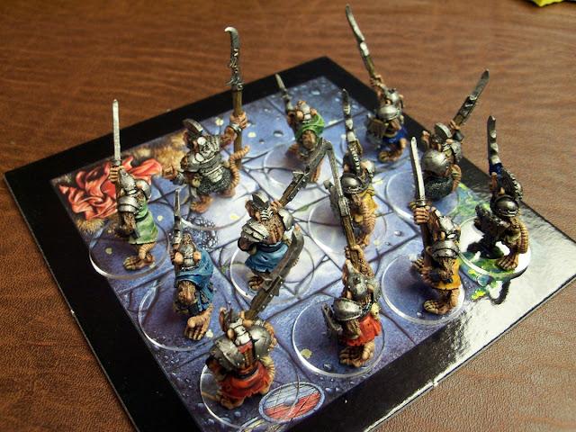 Warhammer Quest Skaven Stormvermin