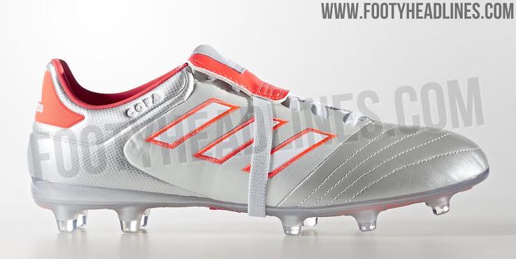 silver red adidas copa gloro 17 boots 5