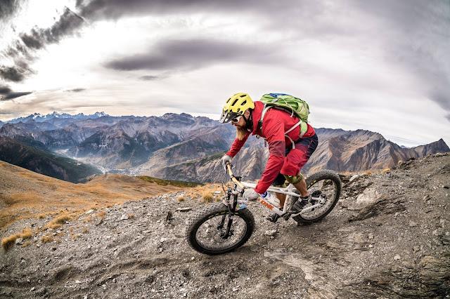 Monte Jafferau Biketour