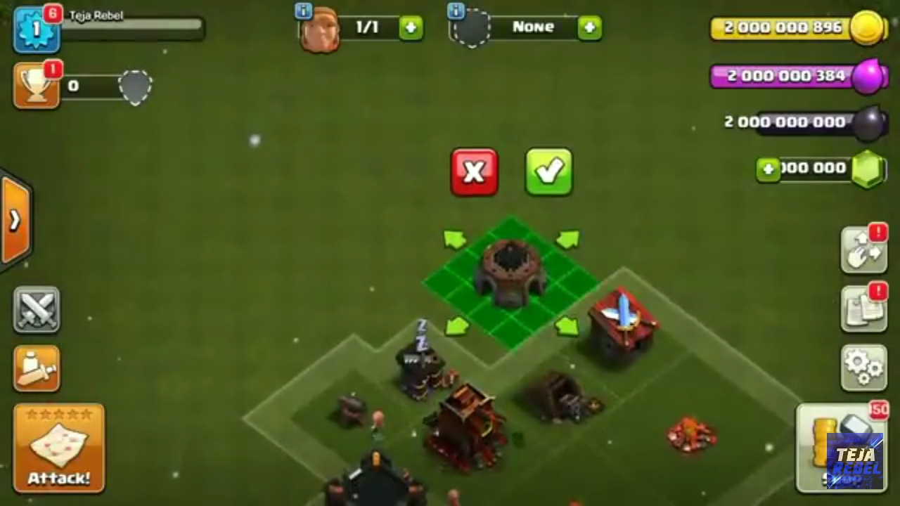 CLASH IN NIGHT'S 2018 LATEST PS WITH TH 12,CLAN GAMES,TRADER