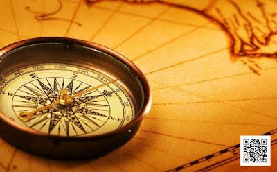 كيف تقوم باستخدام تطبيق البوصله smart compass فى هاتفك الايفون