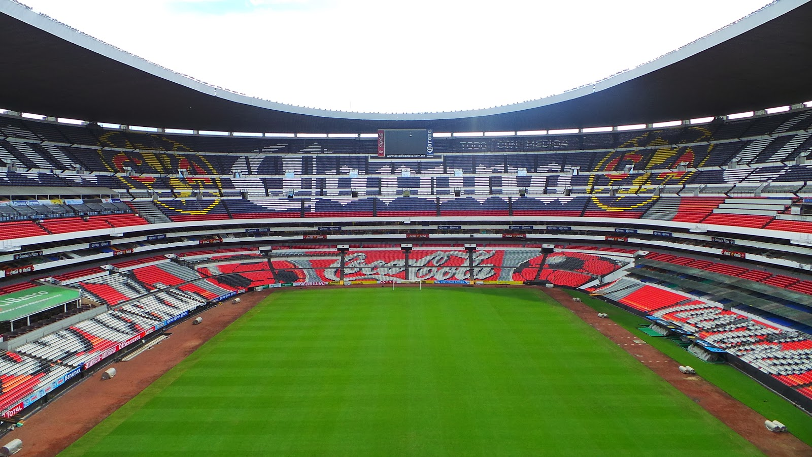 Cruz Azul Wallpaper Hd Lucalovesfootball Estadio Azteca