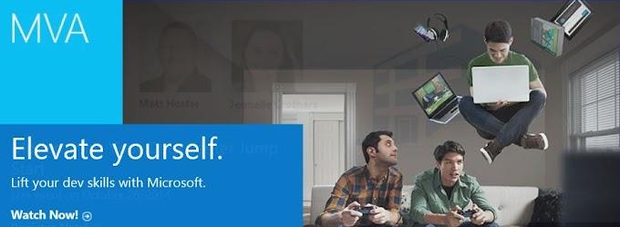 Dapatkan Sertifikat IT Gratis dari Microsoft dengan Microsoft Virtual Academy