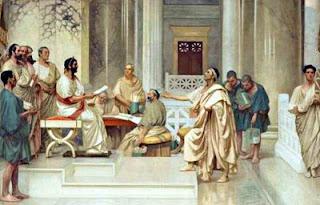 riassunto sulla politica dell'antica roma